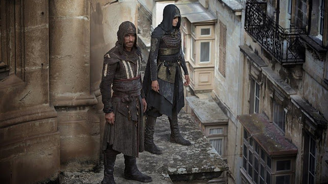 Fotograma: Assassin's Creed (2016)