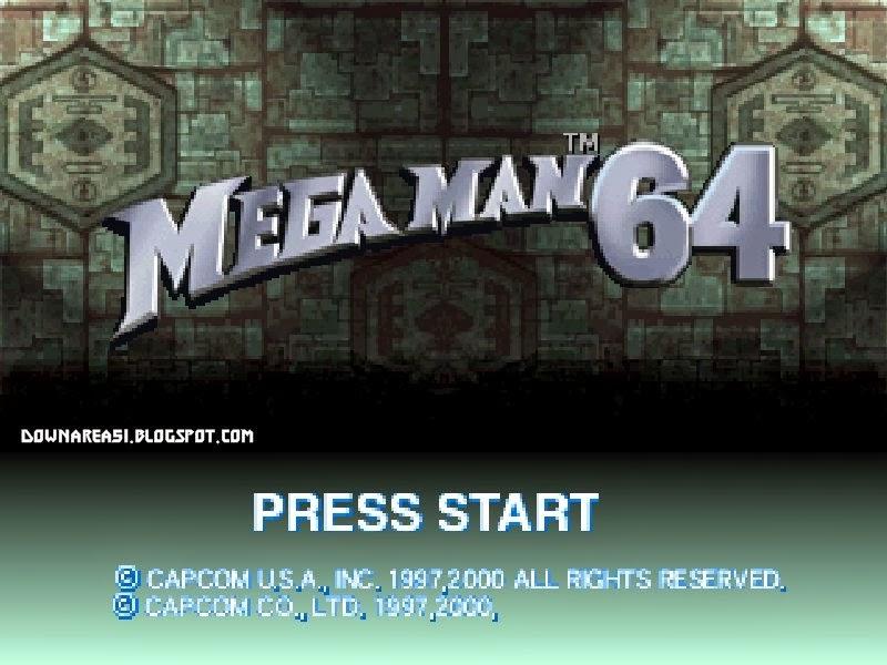 Mega Man Nintendo 64