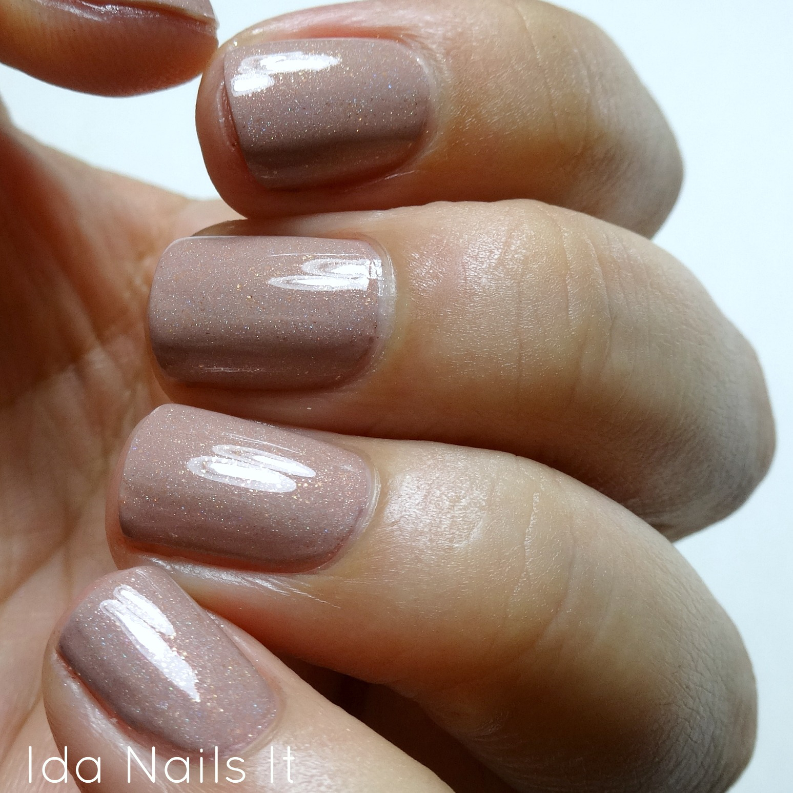 Ida Nails It: Polished for Days Fall 2016 Positive Life Collection ...