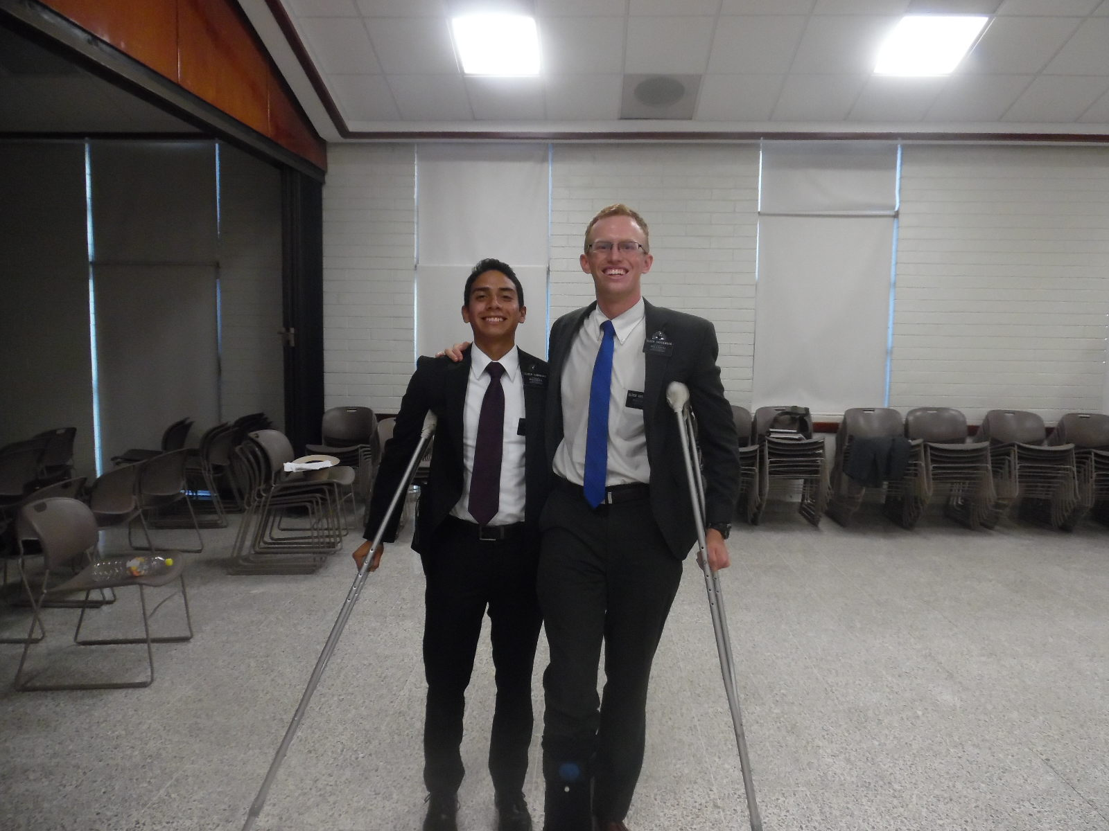 9th Companion - Elder Carvajal