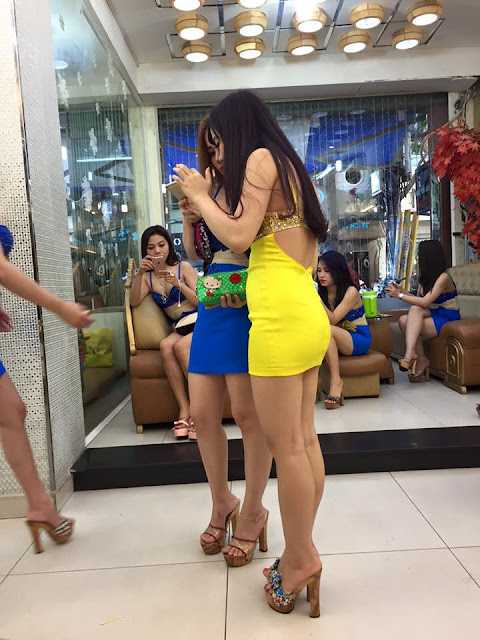 Saigon Ho Chi Minh City Is Full Of Naughty Massage Parlours And Spas Where You Can Get Extra Service Also Referred To As Happy Ending Rug And Tug