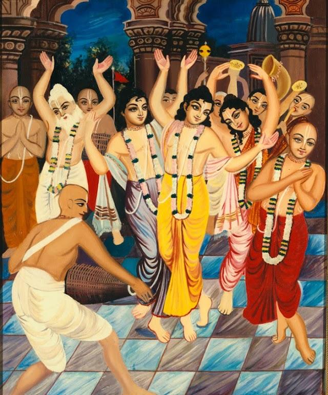 Appearance Day of Sri Advaita Acarya is February 14 (in India).