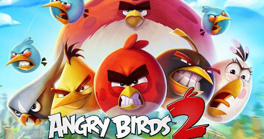 Free Download Game Angry Bird 2 MOD v2.15.1 APK (Unlimited Money)