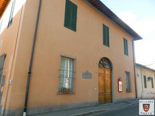 Teatro Magnolfi - Prato - Esterno