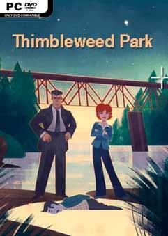 Thimbleweed Park PC Full Español | MEGA |