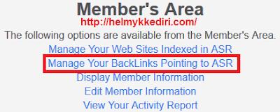 Mendapatkan backlink dari situs asr2
