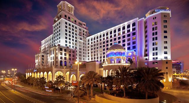 فنادق دبي 5 ستار