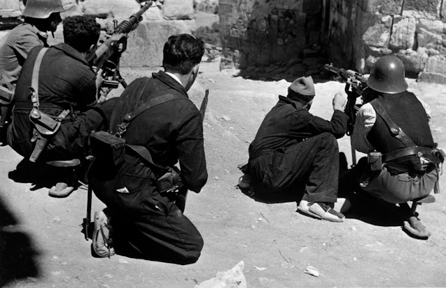 toledo guerra civil Robert Capa