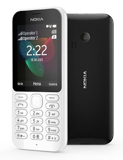 Nokia 222 RM-1136 Flash File