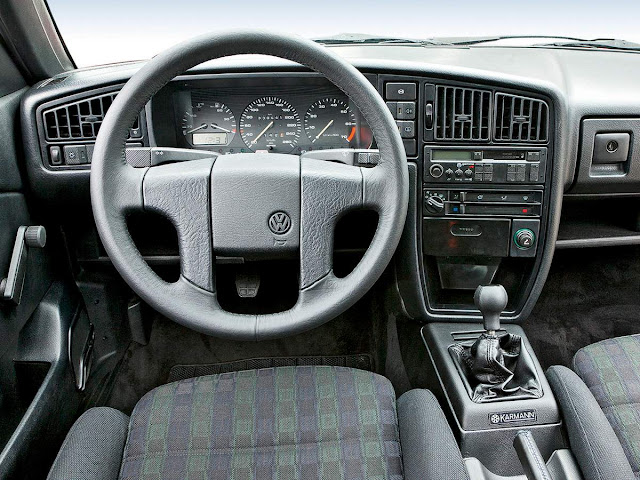 Volkswagen Corrado VR6 - Salão de São Paulo
