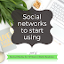 Social Media for Writers: Social networks to start using