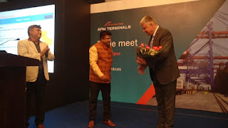 APM Terminals Pipavav Trade Meet in Jaipur