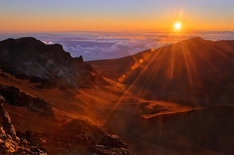 13. Mount Haleakala, Hawaii - 20 of The Best Places To Watch The Sunset