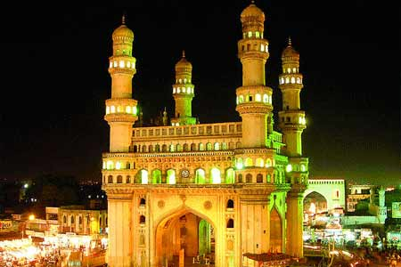 Charminar-Hyderabad-india