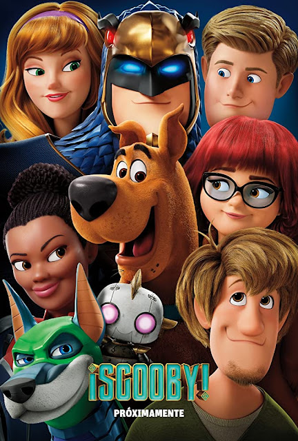 Download Scoob (2020) Full Movie Online
