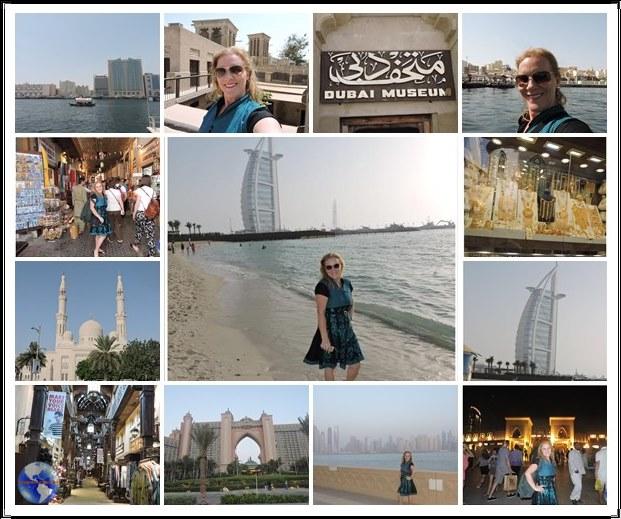 Como é e quanto custa fazer um city tour por Dubai!