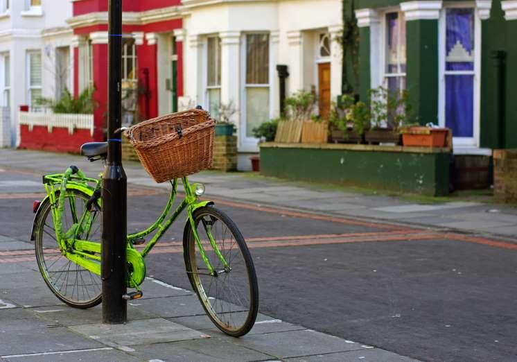 Notting hill londres inglaterra o charmoso bairro de - Cena romantica en londres ...