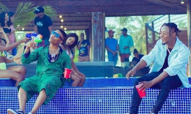 Shaydee Ft Wizkid - Make Sense Video
