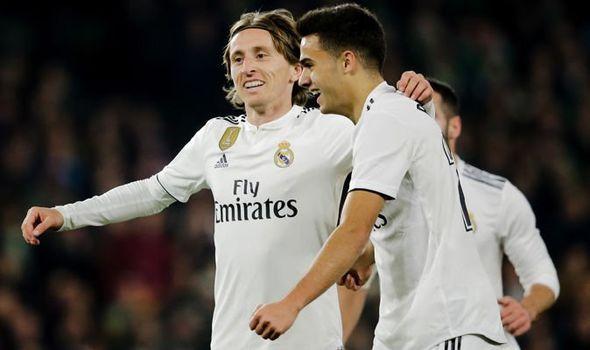 Real Marid vs Sevilla