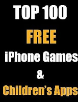 Top 100 Free iPhone Games & Children's Apps