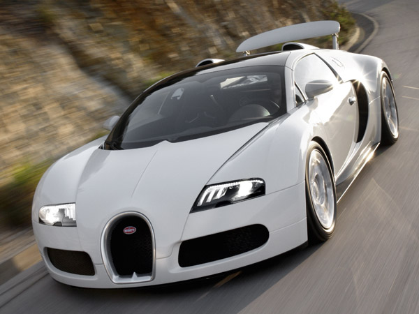 Bugatti Veyron Car Models