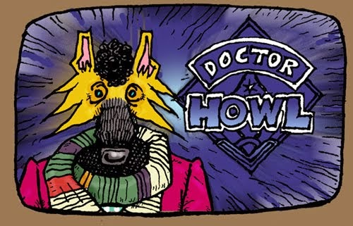Dr Howl: Misadventures in Tum and Spays!