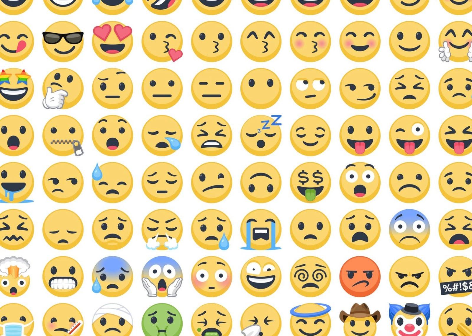 top 8 free emoji