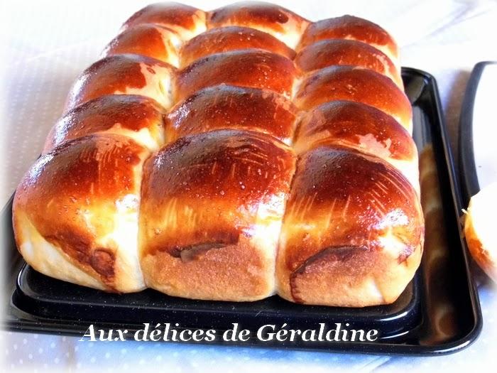 Aux Delices De Geraldine Brioche Moelleuse Sans Beurre Et Sans Oeuf
