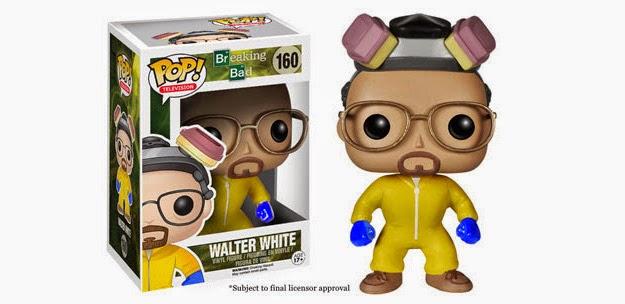 Walter Whiter Pop! Funko Breaking Bad