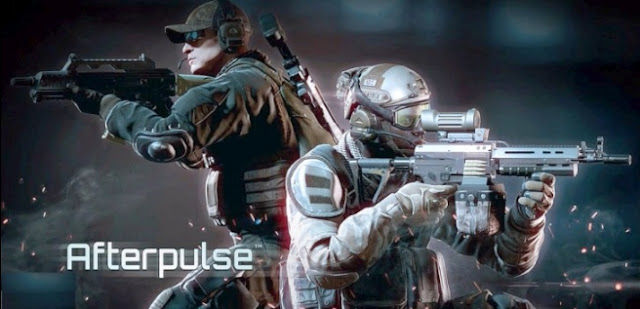 Download Afterpulse v1.5.6 Apk Data, Game android HD Shooter Terbaru