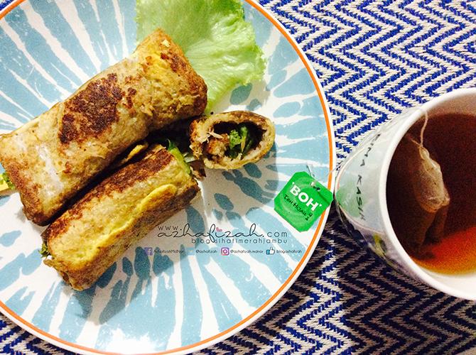 Resep Masakan Diet dengan Kombinasi Salad Buah dan Tuna