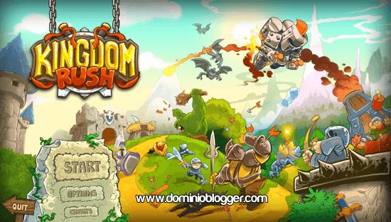 Juego Kingdom Rush para Android