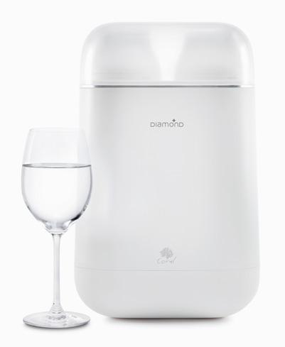 【DIAMOND CORAL 珊瑚堿性水機】身體健康從喝水做起 - Jessy Ong