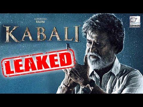 Some Portion of Rajinikanth's 'Kabali' Leaked Online !
