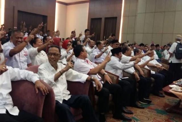Bawaslu Riau: Ada Pelanggaran dalam Deklarasi Kepala Daerah Dukung Jokowi