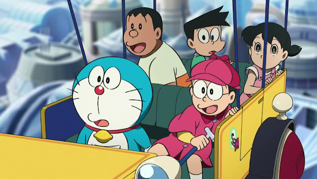 Doraemon: Movie Gadget Museum Ka Rahasya HINDI Full Movie Download