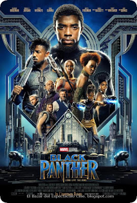 Black Panther 2018 Hindi Dubbed HDTS 480p 350Mb