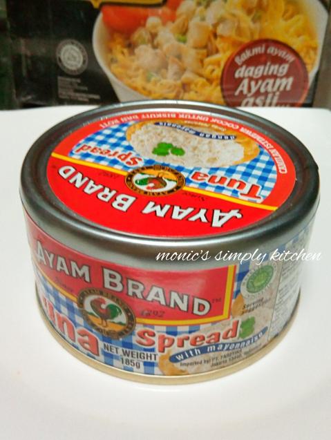 tuna spread ayam brand