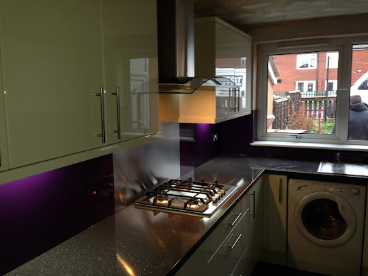Kitchen supplied and fitted in Belle Isle Leeds