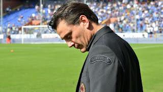 Pelatih AC Milan Disorot Lantaran Performa Klub Naik Turun
