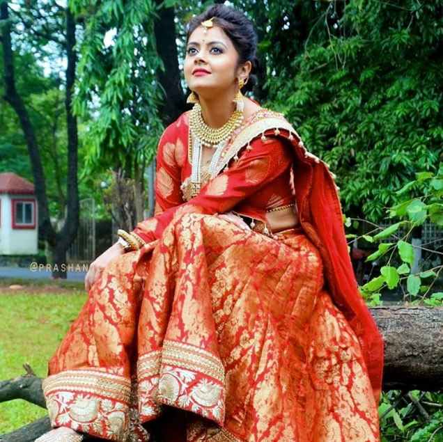 devoleena bhattacharjee gopi