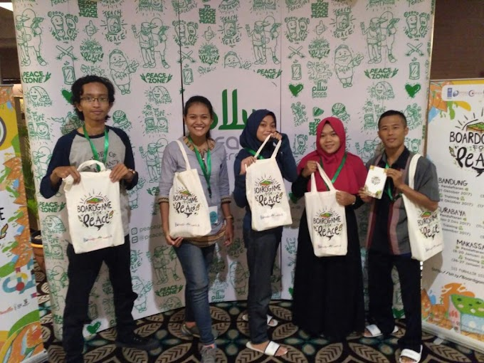Peace Promotion IPMAFA Ikuti Pelatihan Boardgame for Peace