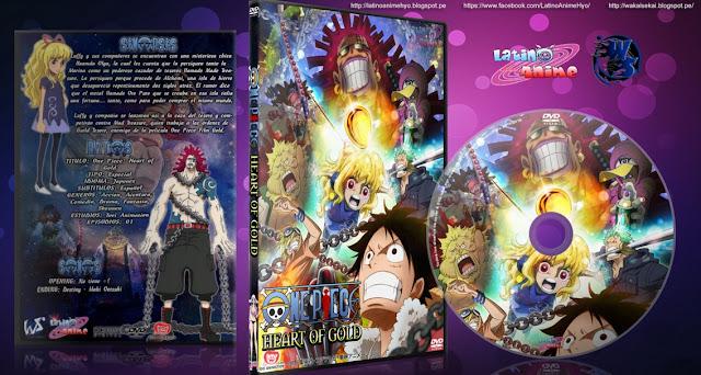 One Piece: Heart of Gold  | 01/01 | Cover DVD | Esp/Eng | Mkv 720p & 1080p | MEGA |