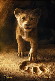 The Lion King First Look Poster