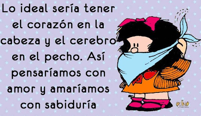 Frasesamor Imagenes De Mafalda Con Frases De Amor