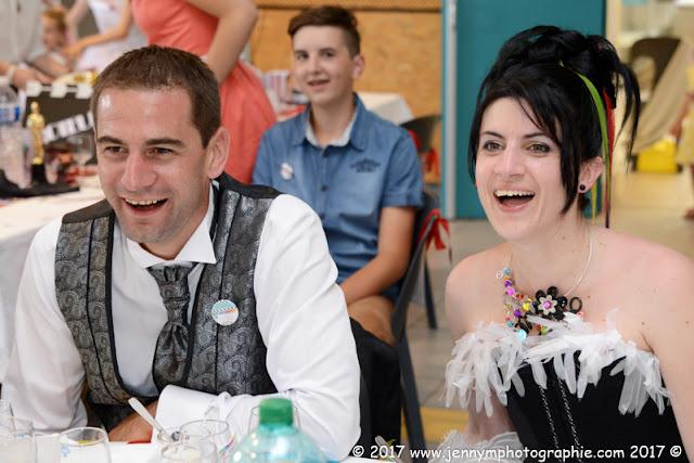 photos portraits des mariés rires bonheur