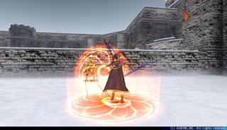 Toram online - megumin explosion skill