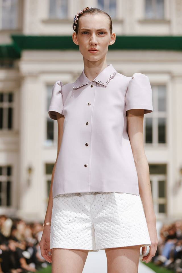 Marina Hoermanseder Spring 2016 Berlin Fashion Week