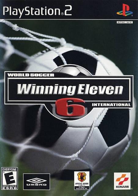 World Soccer Winning Eleven 6 International  ps2 iso rom download