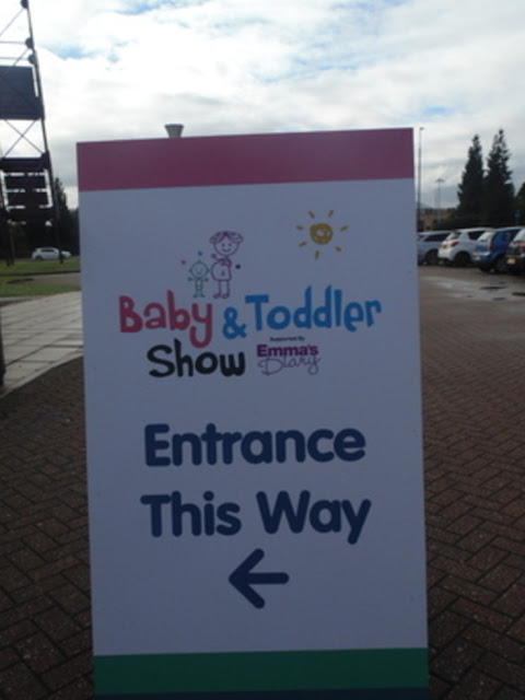 The baby and toddler show, Manchester